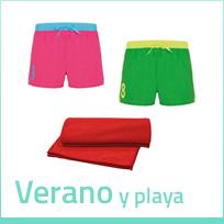 Verano y Playa