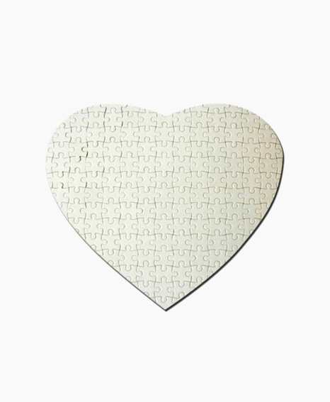 precio competitivo mejor coleccion baratas Puzzle con imán Corazón personalizado
